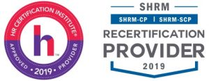 HRCI and SHRM Approved Provider SM