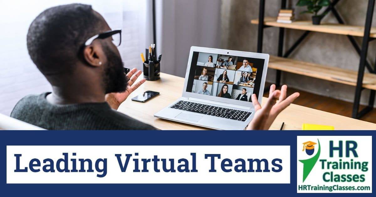 (HRTrainingClasses) HRTrainingClasses.com Leading Virtual Remote Teams
