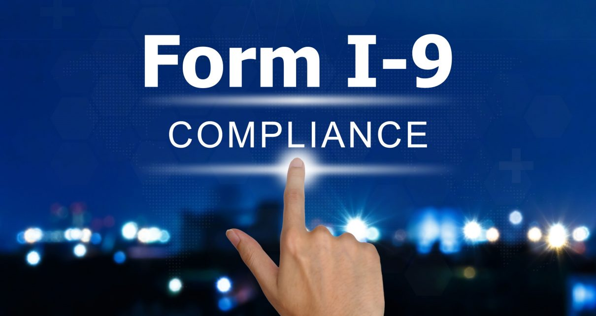 Form I-9 Compliance - Verification and Employment Certification Program