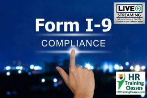 Form-I-9 compliance live stream